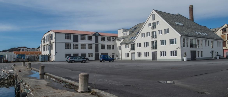 Westregruppens kontorer i Kjøpmannsgata 3
